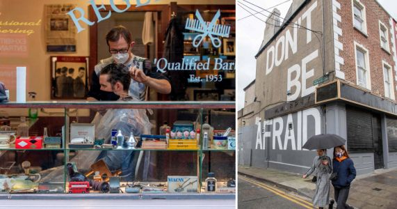 Non-essential shops to close in Ireland for six weeks under most severe Covid rules