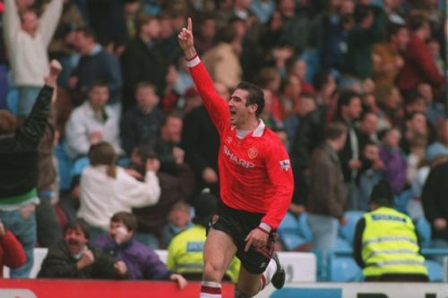 Eric Cantona's most iconic quotes including reaction to nine-month Man Utd ban