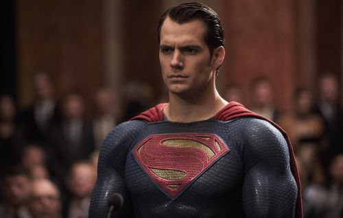 "Henry Cavill would ""absolutely love"" to play Superman again"