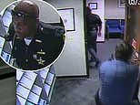 Ohio sheriff's deputy speaks out after an IRS office security guard pulled a gun on him