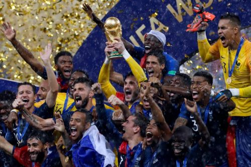 France favourites for Euro 2020 success after victory in Russia - but England not far behind