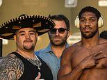 Anthony Joshua backed to exact revenge on Andy Ruiz Jnr by FOURTEEN experts