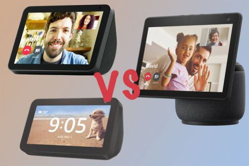 Amazon Echo Show 10 vs Echo Show 8 vs Echo Show 5: What's the difference?