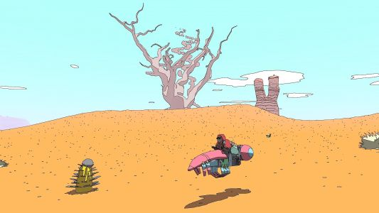 Sable review - equal parts Zelda, Moebius, and itself