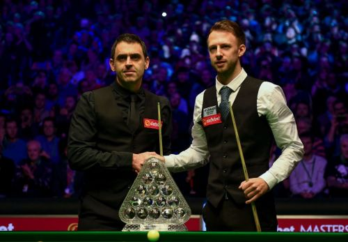 Judd Trump picks out Ronnie O'Sullivan matches that spurred him on to World Championship win