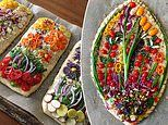 'Garden flatbreads' are the hot new food trend sweeping social media
