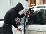 Romford tops the list as area having the most vehicles stolen