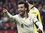 Liverpool's Mo Salah is 'out-this-world class', says Brighton boss Graham Potter ahead of clash