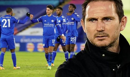 Frank Lampard slams Chelsea players after disappointing Leicester City defeat