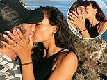 Victoria's Secret model Kelly Gale, 25, announces engagement to Swedish actor Joel Kinnaman, 40