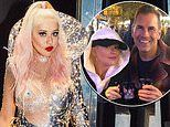 Christina Aguilera sends fans wild as she steps out unnoticed at a Christmas Market in Manchester