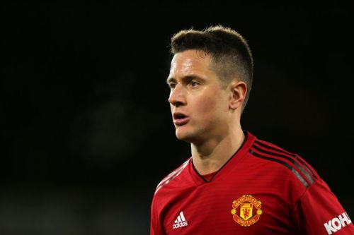 Man Utd star Ander Herrera responds to rumours he's signed £150,000-a-week PSG deal