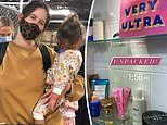 Jesinta Franklin reveals the $638 of beauty essentials she's taken with her to hotel quarantine