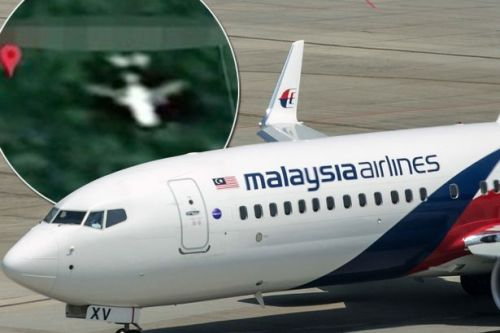 MH370 'wreckage' in Cambodia is 'surrounded by armed illegal loggers high on crystal meth'