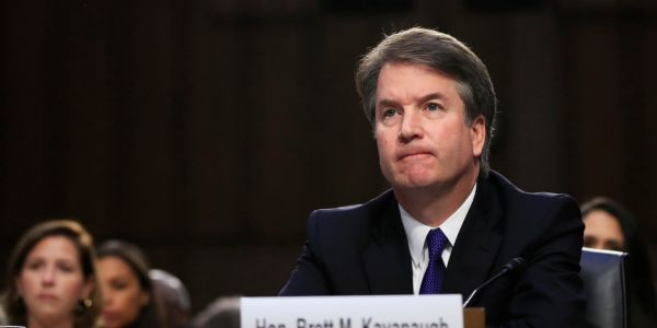 The anonymous woman who accused Supreme Court nominee Brett Kavanaugh of sexual assault has come forward