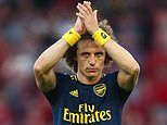 David Luiz determined to 'fight for Premier League title' at Arsenal