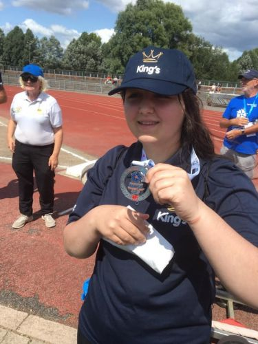 Giving up was 'not an option' for Moray teen at Transplant Games