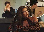 Kris Jenner mocks her own meme as she's caught filming daughter Kylie on set of Cardi B video