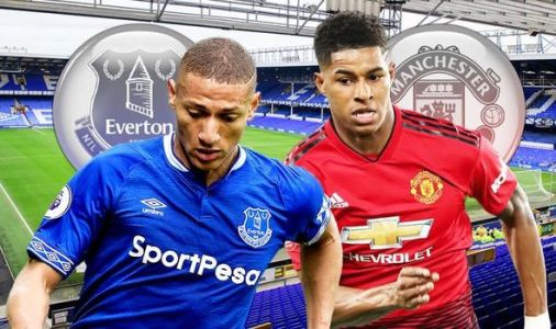 Everton vs Man Utd LIVE: Team news CONFIRMED, Premier League table and fixtures