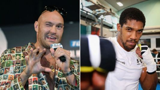 Anthony Joshua and Tyson Fury trade insults as the Gypsy King refuses to sign fight contract