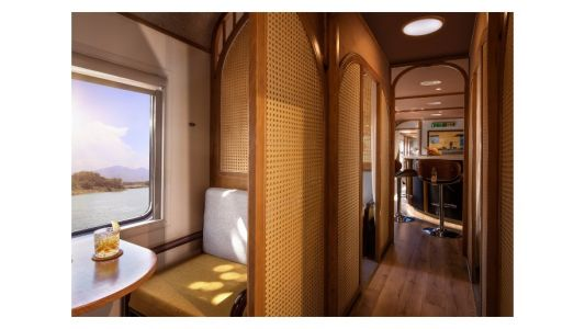 The Vietage luxury rail launches in Vietnam