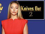 Outer Banks talent Madelyn Cline joins the cast of Knives Out 2