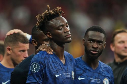 Chelsea boss Frank Lampard praises Tammy Abraham's character after suffering racist abuse
