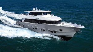 Gulf Craft Nomad 75 tour: Tri-deck yacht offers ultimate liveaboard comfort