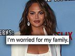 Chrissy Teigen hits breaking point over wild claims linking her to Jeffrey Epstein