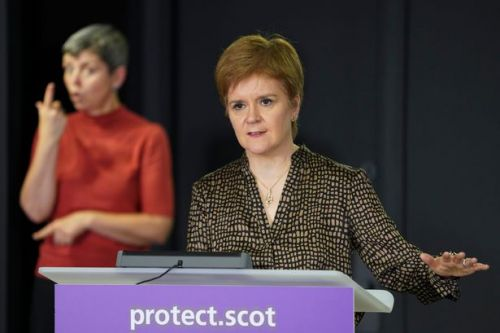 Nicola Sturgeon announces 17 new coronavirus deaths and 1,712 cases in Scotland