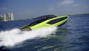 Lamborghini 63 yacht: Tecnomar to launch first official 'fighting bull' branded boat