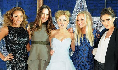 Emma Bunton reveals Spice Girls enjoyed a secret reunion