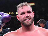 Saunders pulls out of Canelo Alvarez talks after not being able to train properly for September bout