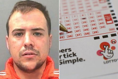Man attacked his mum after accusing her of hiding his winning lottery ticket
