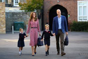 Prince William describes becoming a dad as 'one of the scariest moments of his life'