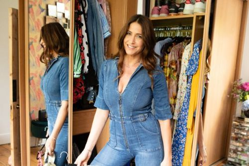Lisa Snowdon recalls first ever time on TV as she opens up on famous firsts