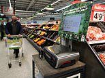 Welsh supermarkets ordered to only sell 'essential goods' during the country's 17-day lockdown