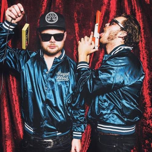 Royal Blood claim third chart-topping album with Typhoons