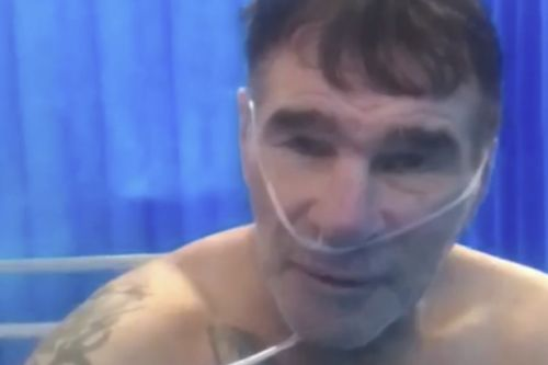 Big Fat Gypsy Wedding's Paddy Doherty begs people to take Covid-19 seriously