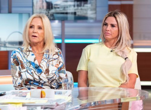 Katie Price 'will move in with mum after rehab as she can't face going back to Mucky Mansion'