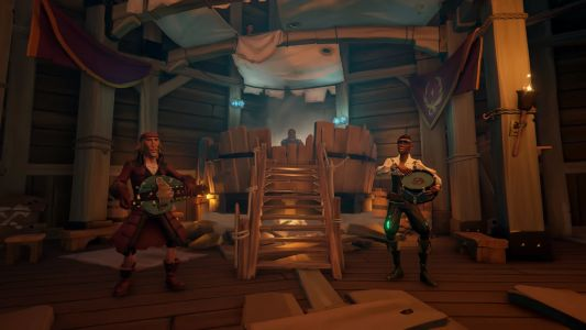 Sea of Thieves is adding banjos to the musical mix