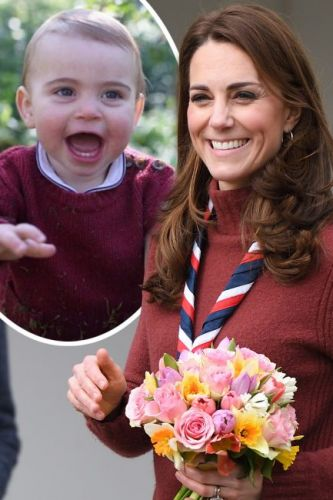 Kate Middleton and Prince William share adorable never-before-seen images of Prince Louis to mark his first birthday