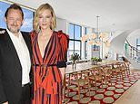 Cate Blanchett and Andrew Upton sell their luxury two storey $12 million apartment in Sydney