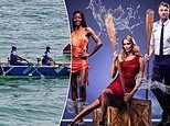 They'r cruising for a bruising: Twelve celebrities. Two boats. in new show Don't Rock The Boat