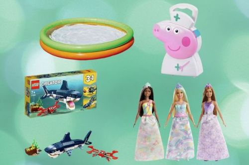 Argos is doing two for £15 on toys and it includes LEGO sets and paddling pools