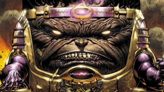An Impressive Voice Cast Has Joined Patton Oswalt for Marvel's M.O.D.O.K