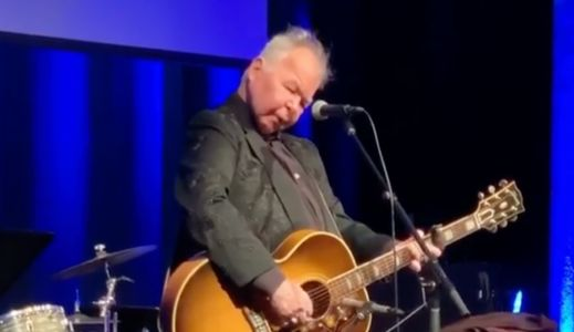 Country singer John Prine, 73, 'in critical condition' after being hospitalised with coronavirus symptoms