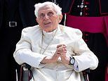 Former Pope Benedict, 93, is 'seriously ill with shingles'