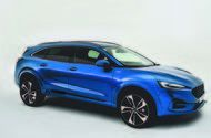 Ford to resurrect Mondeo as global mid-sized crossover