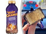 Robern Mernz launches Violet Crumble chocolate honeycomb milk